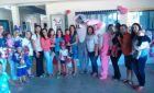 Educação Infantil de Jateí celebrou páscoa com muita alegria