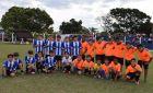 União goleia Santo Antônio e Ismurecidos e Iguaçú empatam no Campeonato de Futebol Society em Vicentina