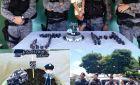 Criança de sete anos escolhe 'FORÇA TÁTICA' como tema de aniversário em Deodápolis