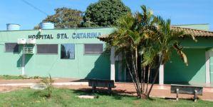 Hospital Santa Catarina apresenta relatório em Jateí