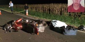 Ao retornar para Nova Andradina, motociclista morre após colidir contra cavalo na MS-276