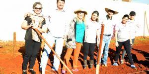 Projeto horta na escola é implantado nas unidades municipais de ensino em Fátima do Sul