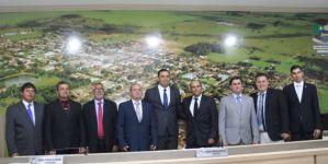 Resumo da sessão desta segunda-feira na Câmara Municipal de Jateí