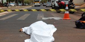 Adolescente morre vítima de acidente na região central de Nova Andradina