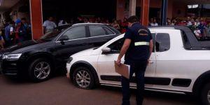 Comerciantesbrasileiros são executados a tiros de fuzil após perseguição de pistoleiros
