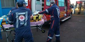 Mulher morre depois de cair de motocicleta na rodovia BR-163 em Dourados