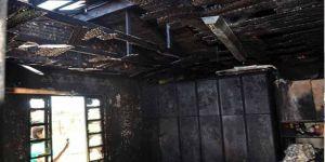GLÓRIA DE DOURADOS: Residência de ex vereador é incendiada