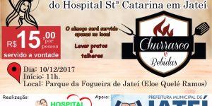 1 º Almoço Beneficente em Prol do Hospital Stª Catarina em Jateí