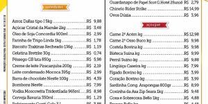 Confira as promoções desta''Sexta e Sábado'' no Jorge Mercado