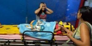 Criança fica ferida ao cair do segundo andar de prédio em Dourados