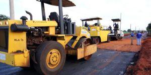Vicentina está na lista onde 3 municípios receberá R$ 4 milhões em investimentos para asfalto e drenagem