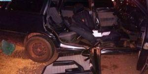Acidente entre carro e caminhonete deixa cinco feridos em Nova Andradina