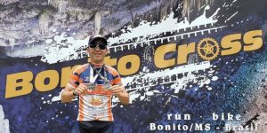 Fatimassulense 1º lugar no Bonito Cross MTB Estadual categoria Master B1 e 9º geral