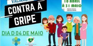 Secretaria de Saúde inicia segunda fase da Campanha de vacinação contra gripe em Fátima do Sul