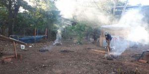 PMA autua infrator em R$ 5 mil por incendiar resíduos em terreno com prejuízo à vizinhança