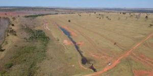 Fazendeiro terá de pagar R$ 60 mil por desviar 1,2 mil metros de córrego