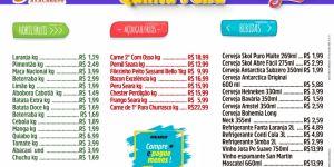Confira as ofertas para esta ''Quinta-feira'' no Jorge Mercado Atacarejo