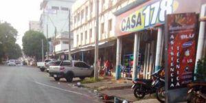 Shopping China e lojas de importados fecham por tempo indeterminado na fronteira