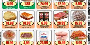 Confira as ofertas deste ''Sábado'' no Jorge Mercado Atacarejo